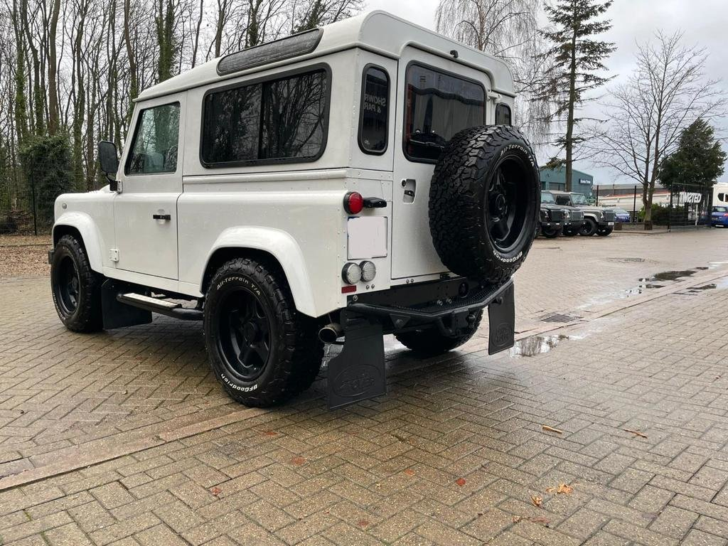 2013 LAND ROVER DEFENDER 90 XS AUTOMATIC LEFT HAND DRIVE For Sale (picture 7 of 7)