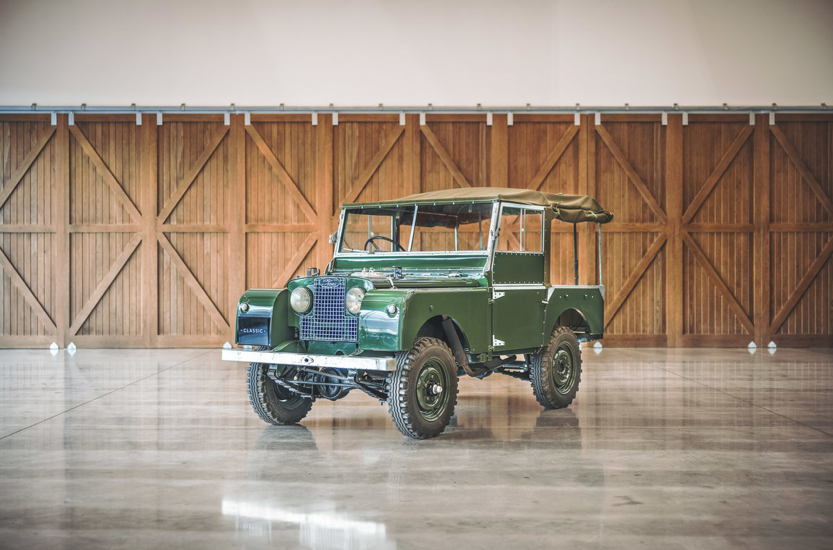 1952 Land Rover Series One 80 For Sale (picture 1 of 6)