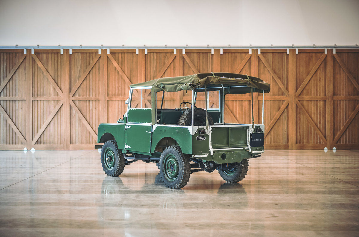 1952 Land Rover Series One 80 For Sale (picture 2 of 6)
