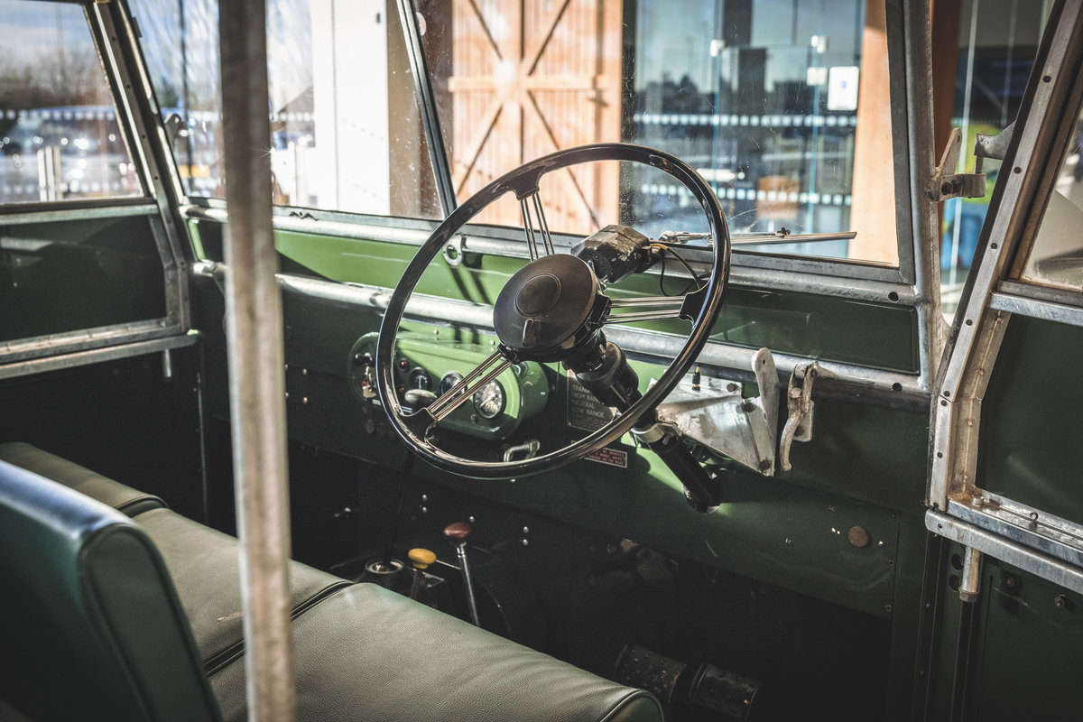1952 Land Rover Series One 80 For Sale (picture 3 of 6)