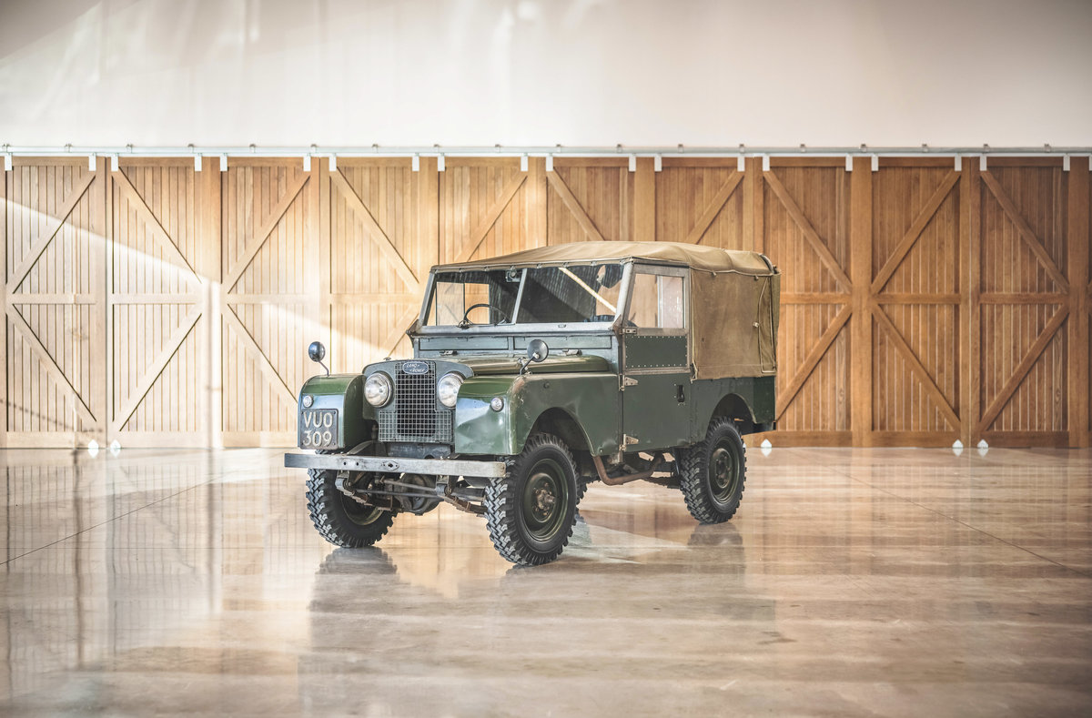 1957 Land Rover Series One 88 For Sale (picture 1 of 7)