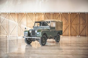 Picture of 1957 Land Rover Series One 88 For Sale