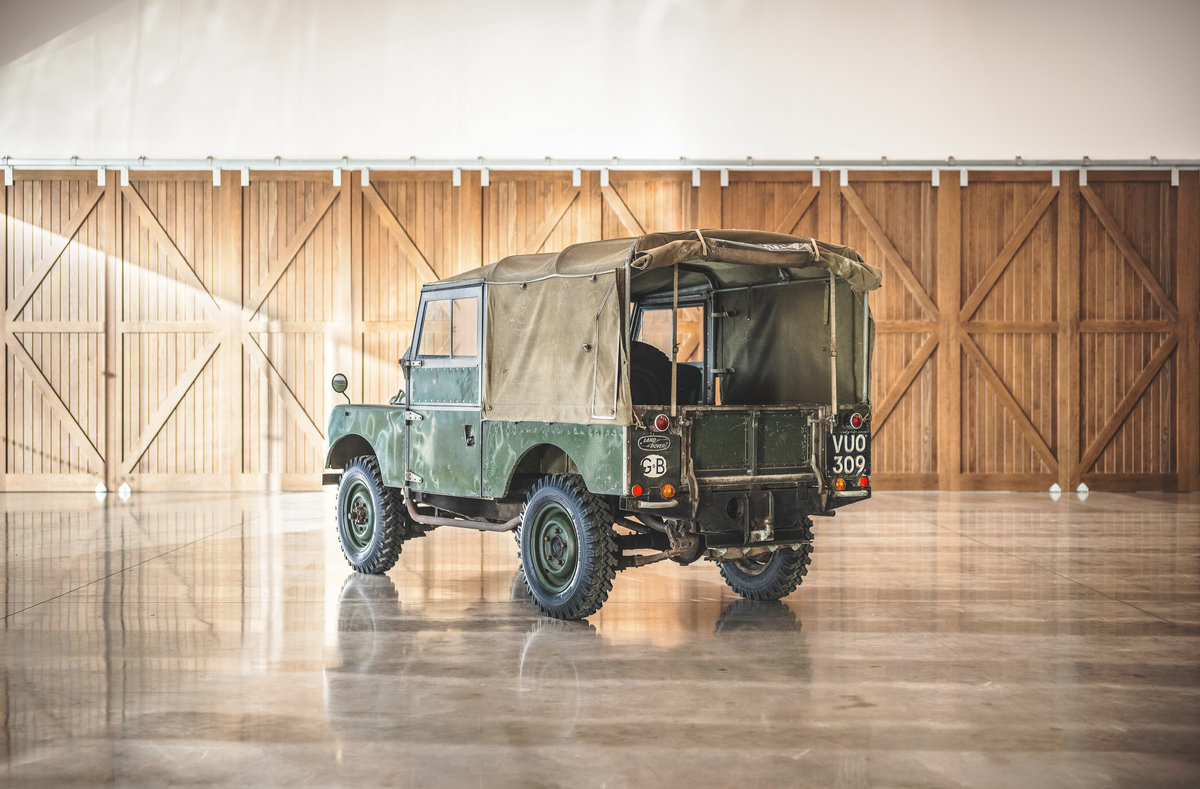 1957 Land Rover Series One 88 For Sale (picture 2 of 7)