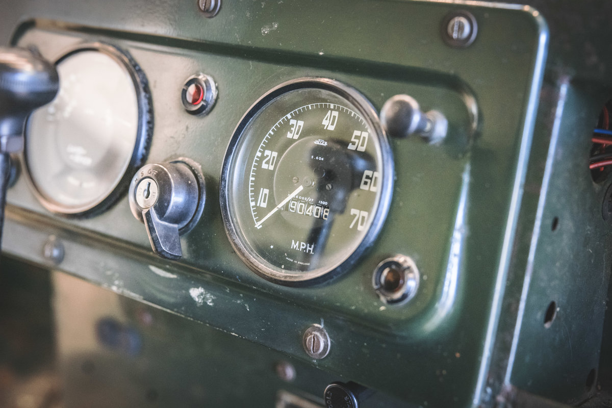 1957 Land Rover Series One 88 For Sale (picture 4 of 7)