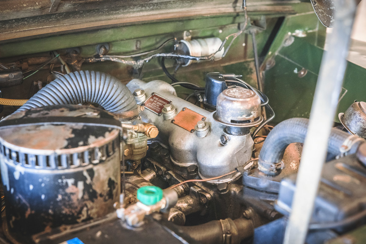 1957 Land Rover Series One 88 For Sale (picture 6 of 7)