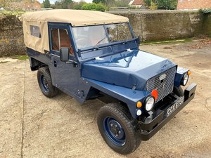 Picture of 1969 rebuilt land rover lightweight with 3.9V8, automatic + PAS For Sale