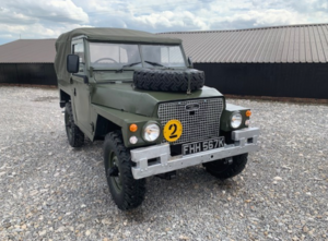 Picture of 1972 Land Rover® Lightweight SOLD SOLD