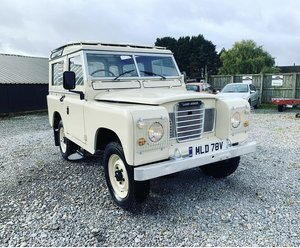 Picture of 1979 Land Rover® Series 3 SOLD SOLD