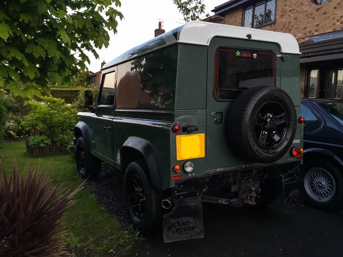 Land Rover Defender 2.2 Puma (2012/12 plate) For Sale (picture 5 of 9)