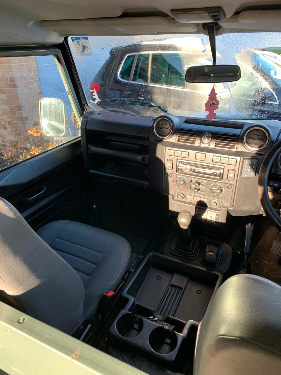 Land Rover Defender 2.2 Puma (2012/12 plate) For Sale (picture 6 of 9)