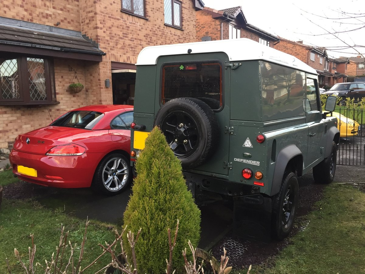 Land Rover Defender 2.2 Puma (2012/12 plate) For Sale (picture 8 of 9)