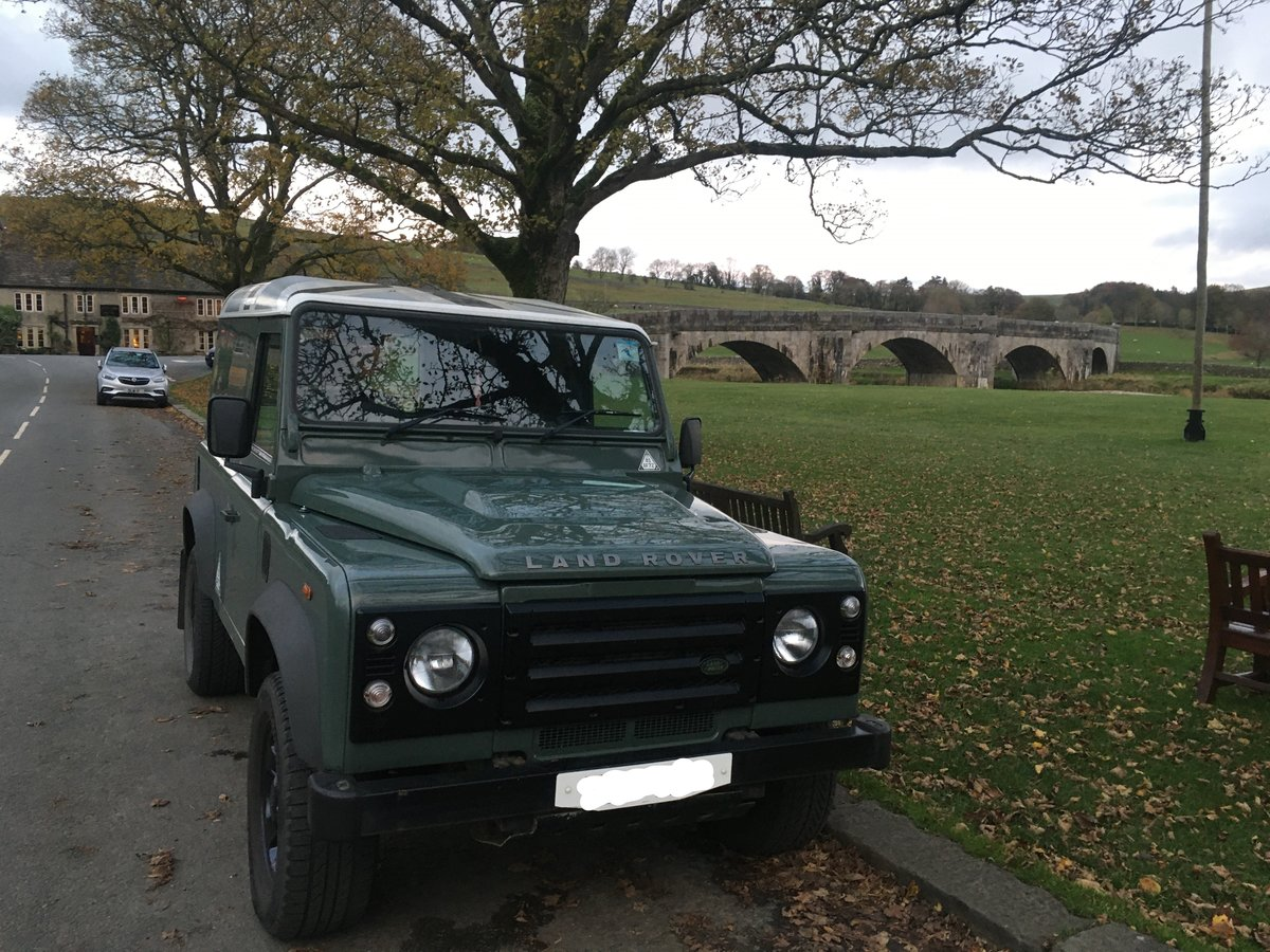 Land Rover Defender 2.2 Puma (2012/12 plate) For Sale (picture 9 of 9)