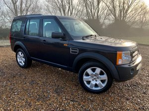 LAND ROVER DISCOVERY TDV6 HSE 7 SEATER AUTOMATIC