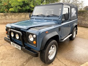 Picture of nice 1992 Defender 90 200TDi 7 seater softtop+exportable SOLD
