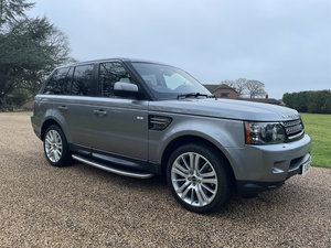 Range rover sport hse 3.0 sdv6. p/x possible.
