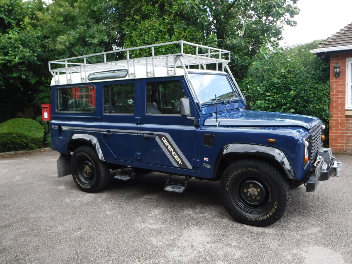 2000 Land Rover 110 Defender 2.5 Td5 SOLD (picture 2 of 12)