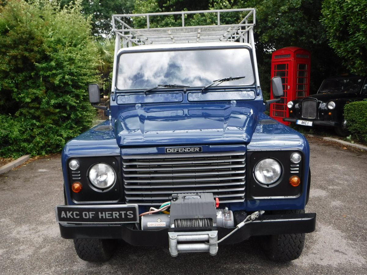 2000 Land Rover 110 Defender 2.5 Td5 SOLD (picture 3 of 12)