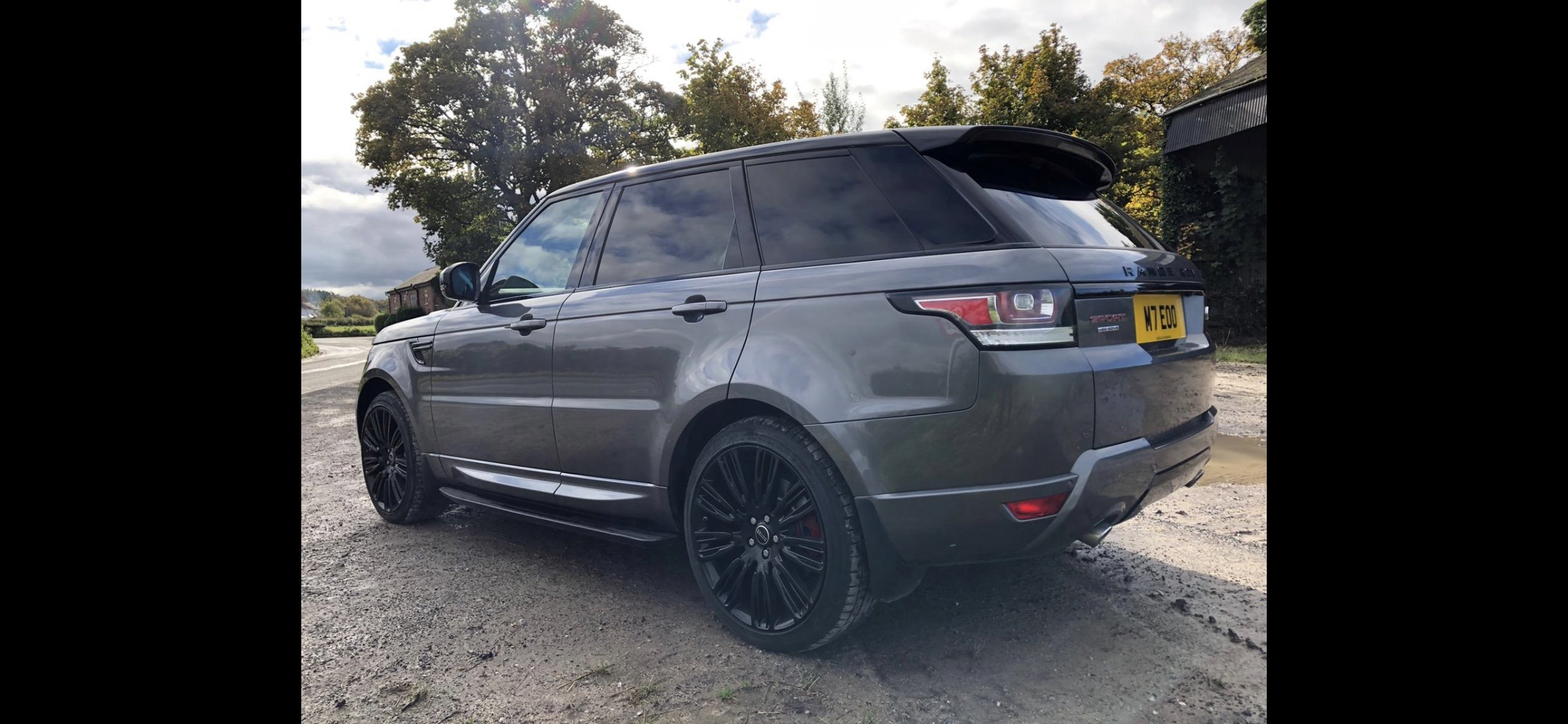 2013 Range Rover Sport HSE Dynamic For Sale (picture 3 of 6)