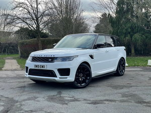 Picture of 2019 Land Rover RANGE ROVER SPORT For Sale
