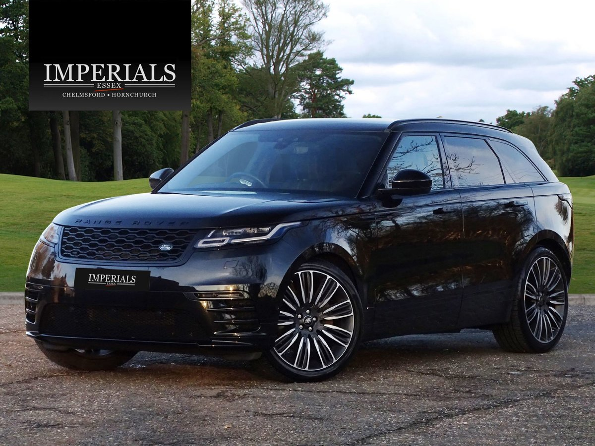 2019 Land Rover RANGE ROVER VELAR For Sale (picture 1 of 20)