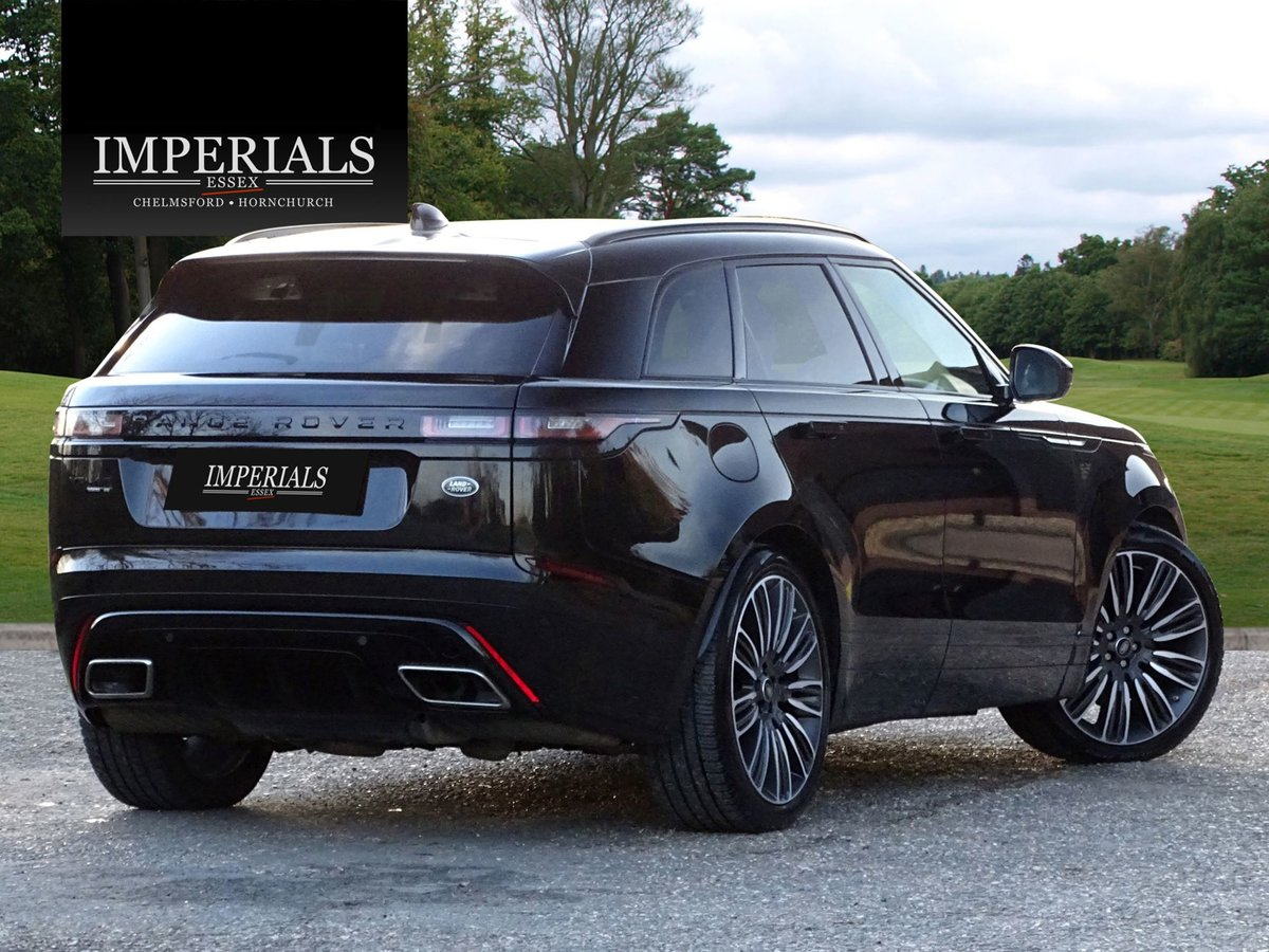 2019 Land Rover RANGE ROVER VELAR For Sale (picture 4 of 20)