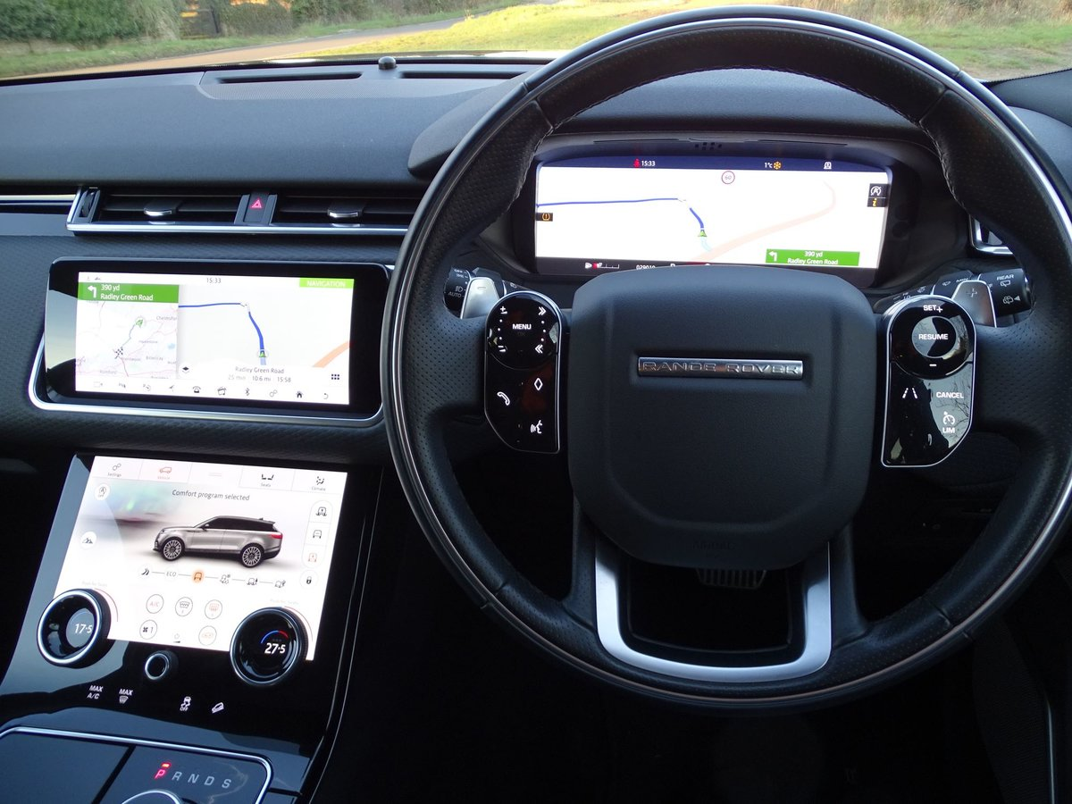 2019 Land Rover RANGE ROVER VELAR For Sale (picture 11 of 20)