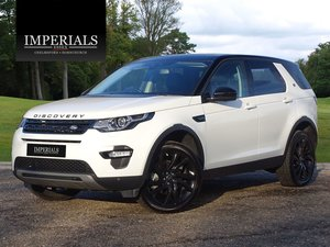 Picture of 2018 Land Rover DISCOVERY SPORT For Sale