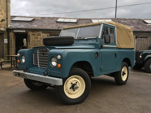 Picture of 1974 Land rover Series 3 For Sale