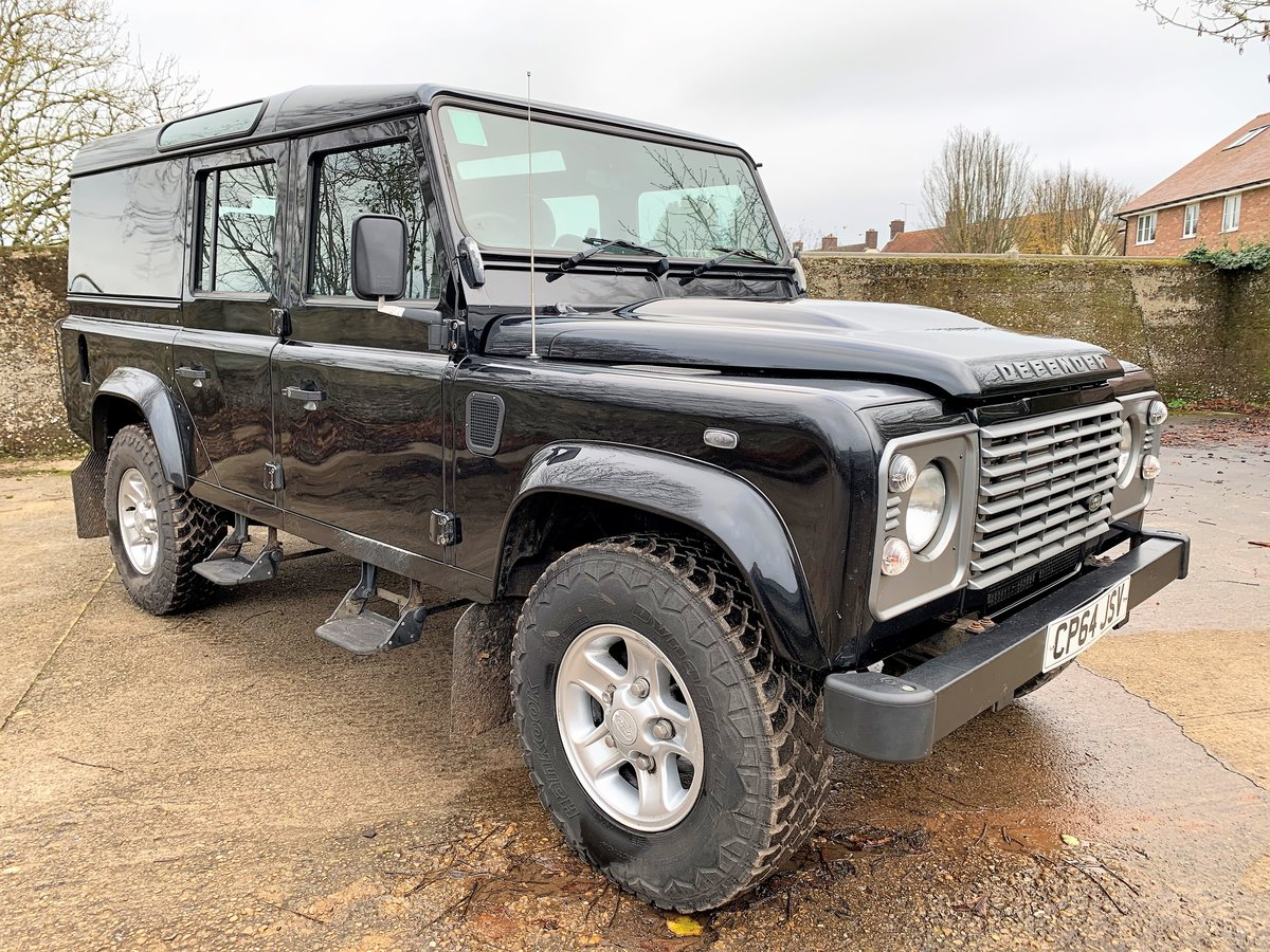 2015 Defender 110 2.2TDCi County Utility+1 owner from new For Sale (picture 2 of 12)