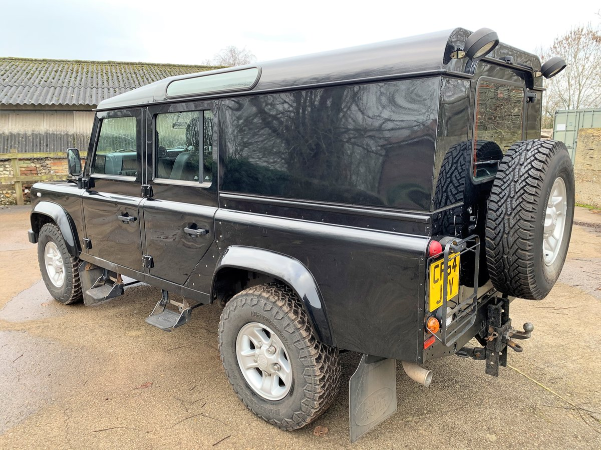 2015 Defender 110 2.2TDCi County Utility+1 owner from new For Sale (picture 5 of 12)