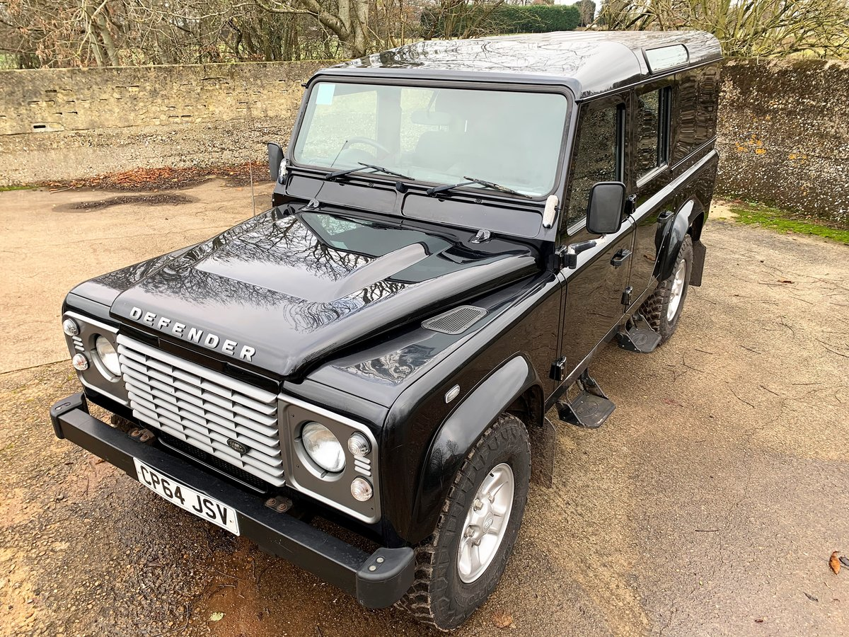 2015 Defender 110 2.2TDCi County Utility+1 owner from new For Sale (picture 11 of 12)