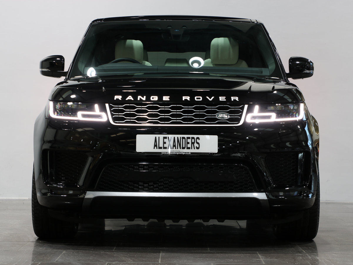 2020 20 70 RANGE ROVER SPORT HSE 3.0 SD V6 AUTO For Sale (picture 9 of 12)