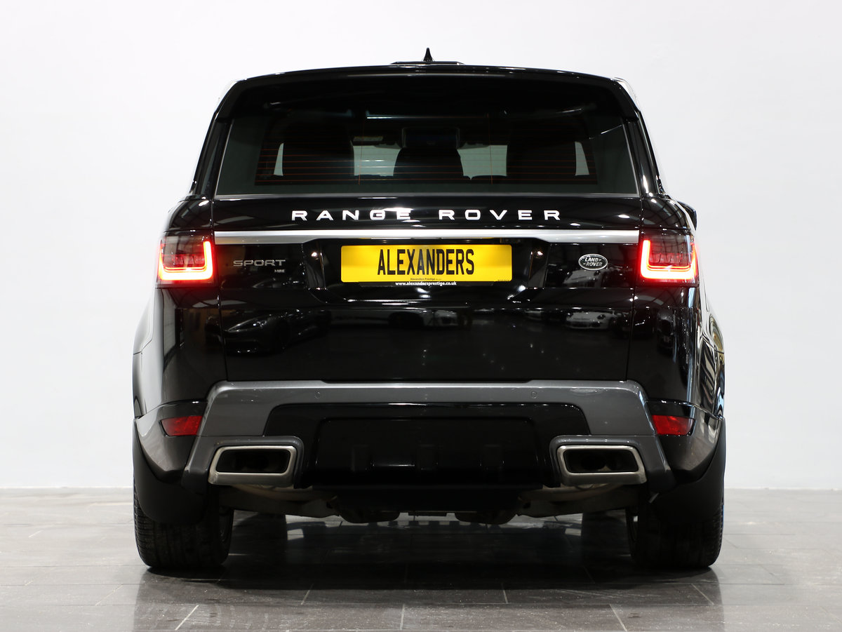 2020 20 70 RANGE ROVER SPORT HSE 3.0 SD V6 AUTO For Sale (picture 10 of 12)