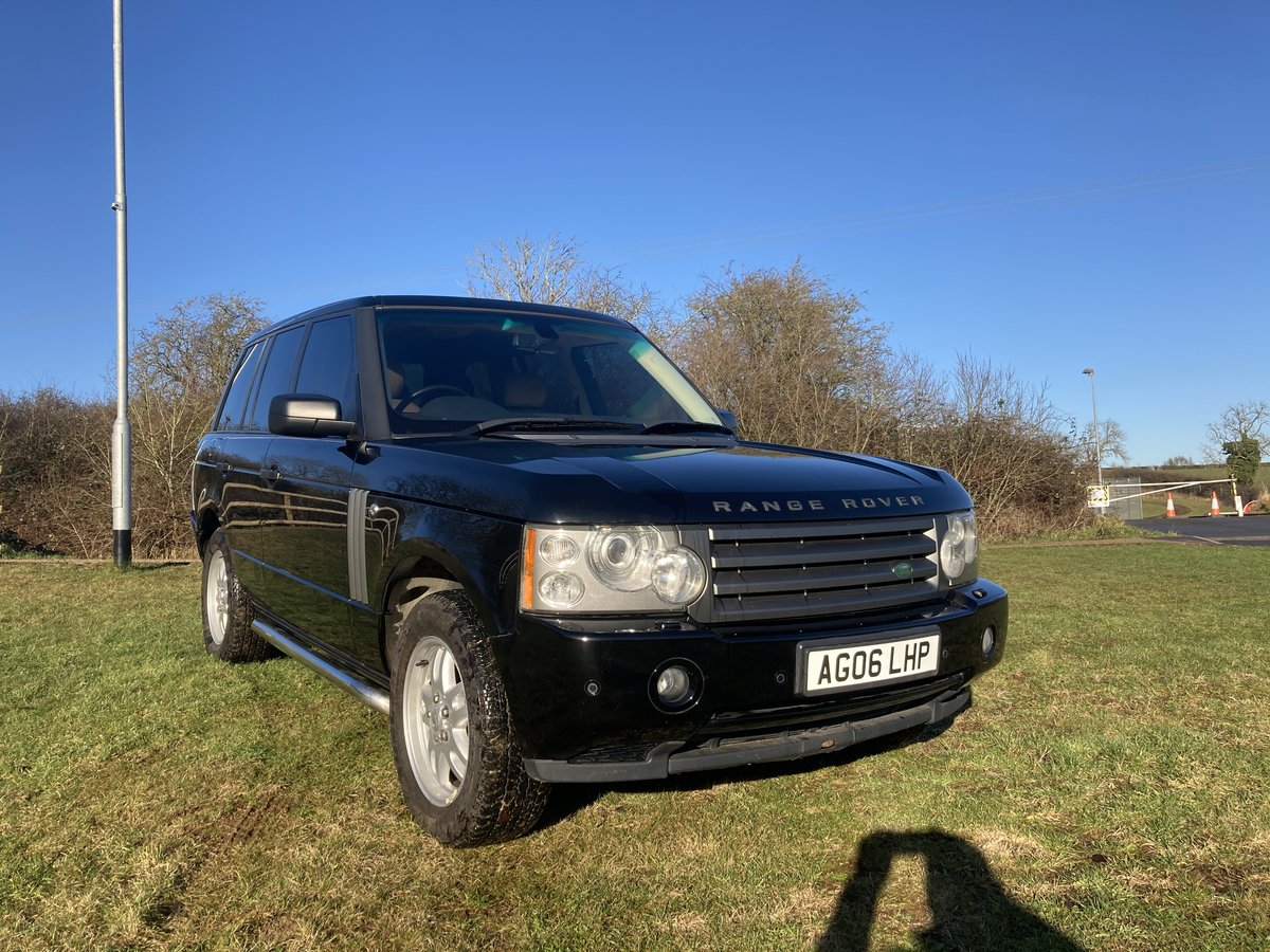 2006 Range Rover Vogue TD6 For Sale (picture 1 of 12)