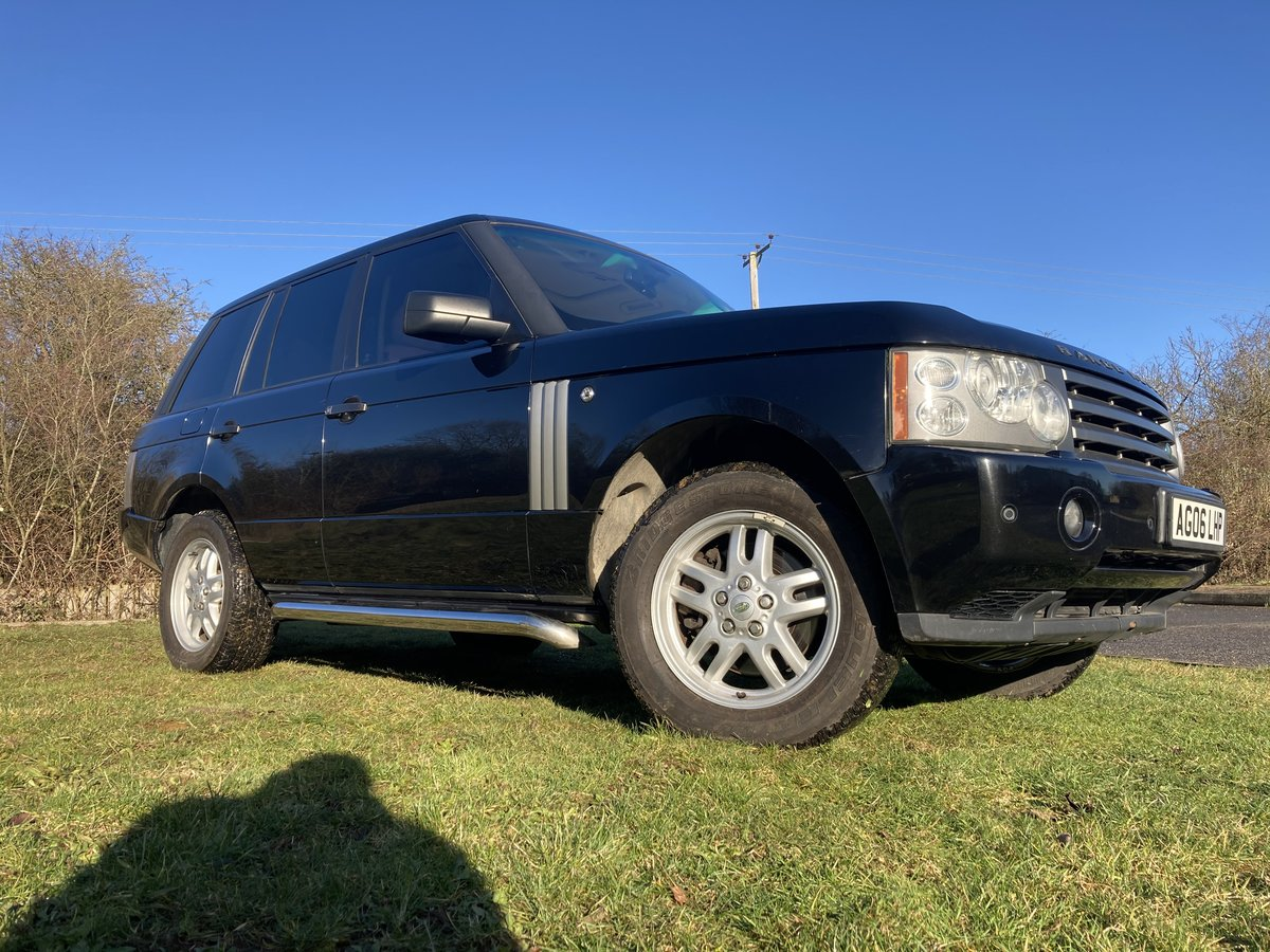 2006 Range Rover Vogue TD6 For Sale (picture 2 of 12)