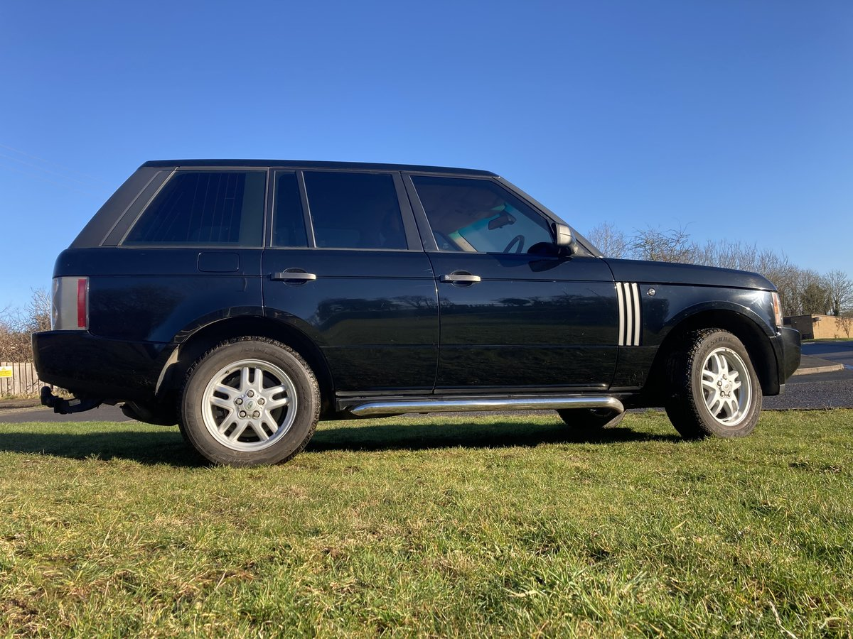 2006 Range Rover Vogue TD6 For Sale (picture 3 of 12)