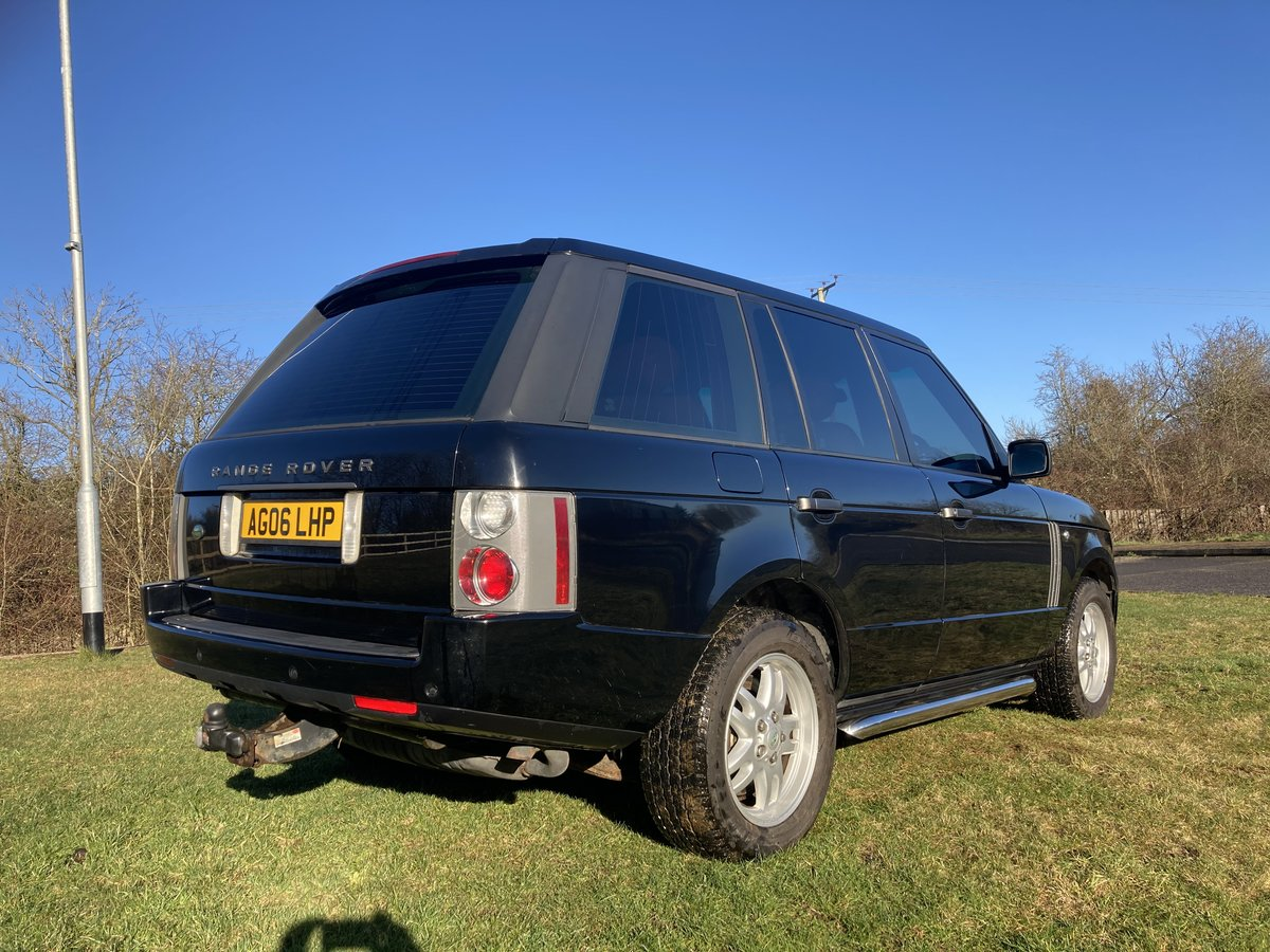 2006 Range Rover Vogue TD6 For Sale (picture 4 of 12)
