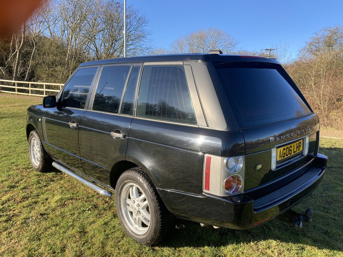 2006 Range Rover Vogue TD6 For Sale (picture 5 of 12)