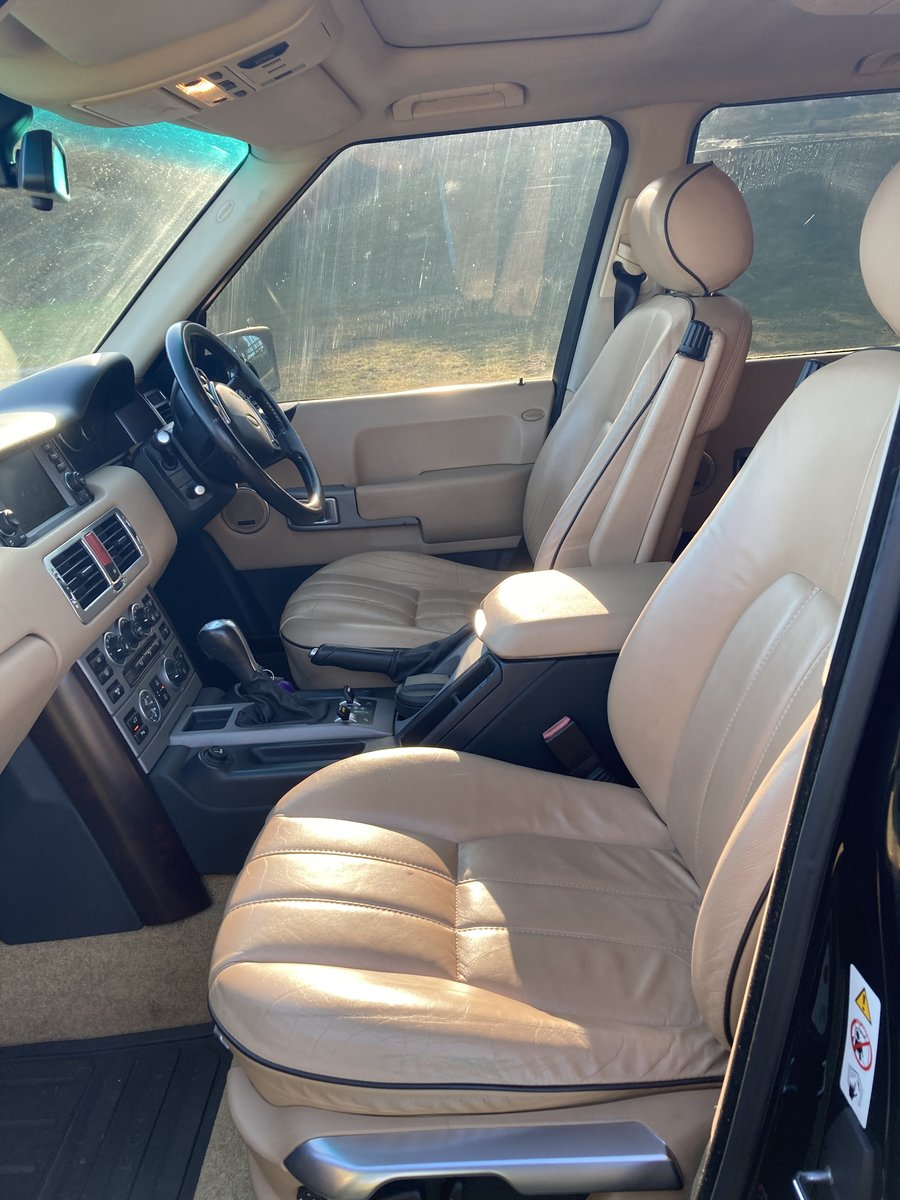 2006 Range Rover Vogue TD6 For Sale (picture 6 of 12)