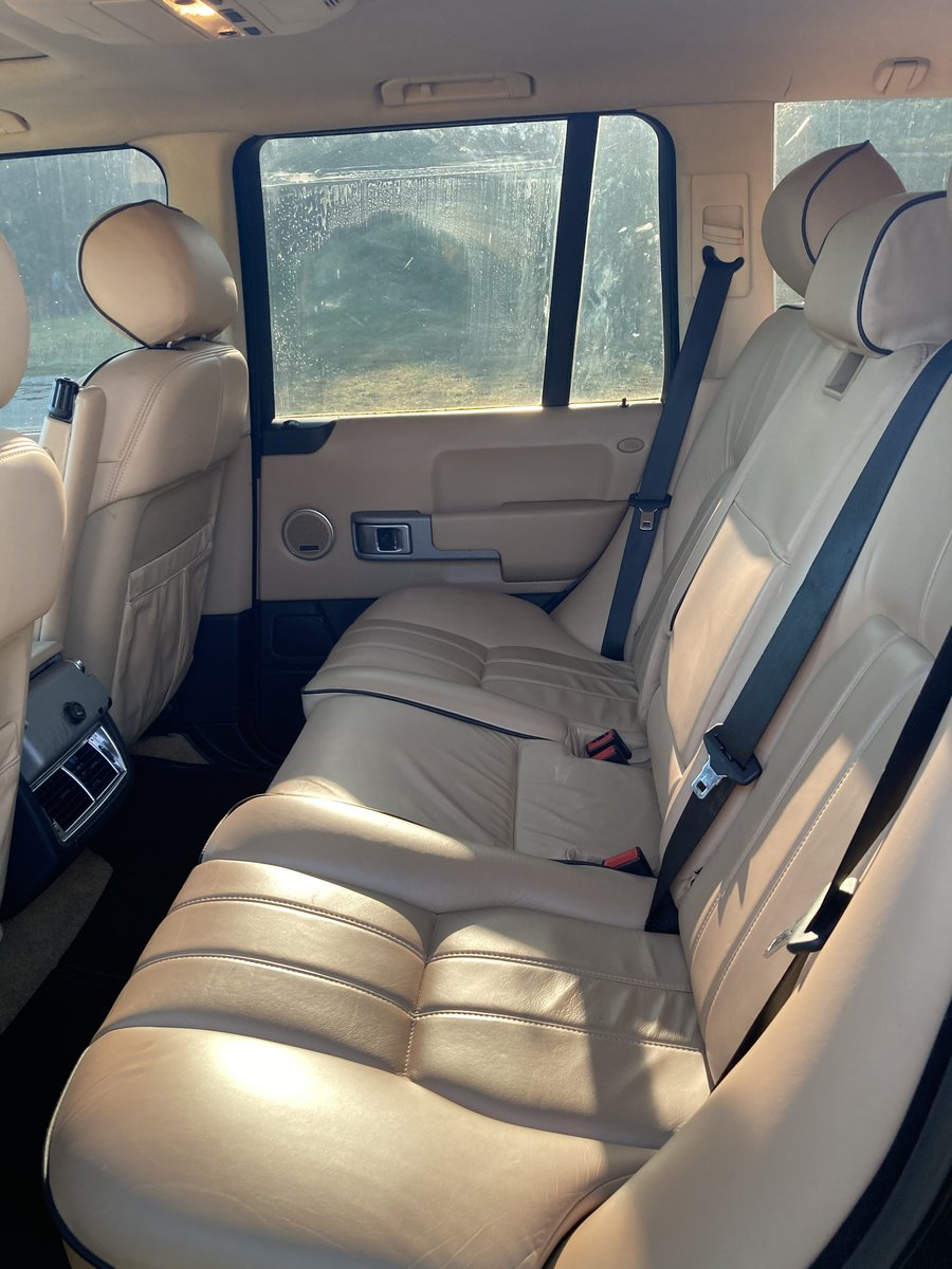 2006 Range Rover Vogue TD6 For Sale (picture 9 of 12)