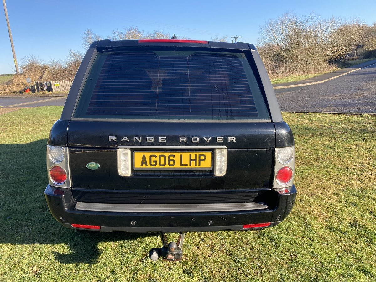 2006 Range Rover Vogue TD6 For Sale (picture 11 of 12)