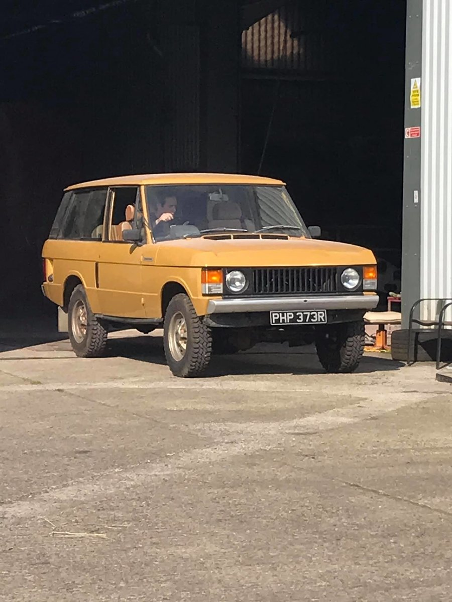 1976 Range Rover Classic 2 Door Suffix D 3.5 V8 For Sale (picture 3 of 6)