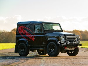 Picture of 2015 Land Rover Defender 90 Hardtop XS by Bowler For Sale by Auction
