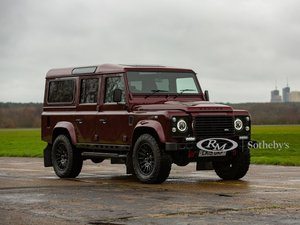 Picture of 2015 Land Rover Defender 110 Landmark XS by Bowler For Sale by Auction