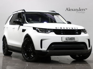 17 17 LAND ROVER DISCOVERY HSE LUXURY 3.0 SUPERCHARGED AUTO