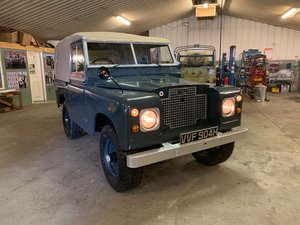 Picture of 1970 Land Rover® Series 2a SOLD SOLD