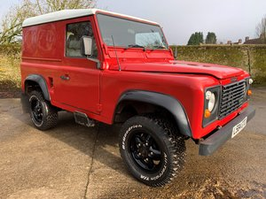 Picture of REALLY NICE 1993/L DEFENDER 90 200TDi HARDTOP 3 OWNERS SOLD