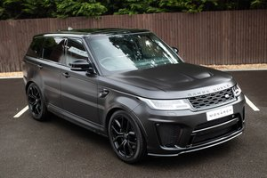 Picture of 2020/20 Range Rover SVR For Sale