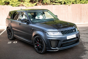 Picture of 2020 2019/69 Range Rover Sport SVR For Sale