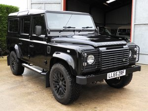 2015/65 LAND ROVER DEFENDER 110 2.2TDCI XS STATION WAGON !!!